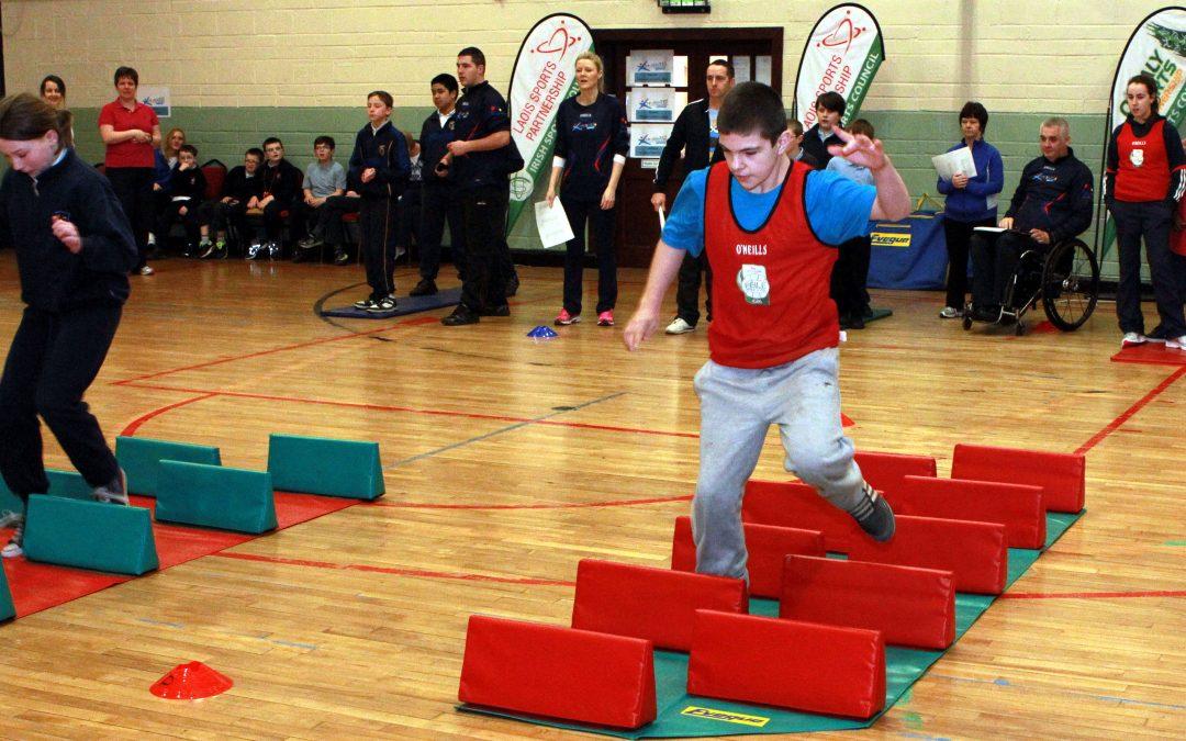 Sports Hall Athletics Programme
