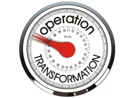 The Peoples Challenge – Operation Transformation