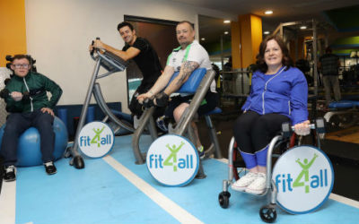 Fit4all Launch