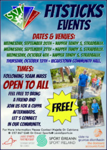 Fitsticks Event @ Napper Tandys | Stradbally | County Laois | Ireland
