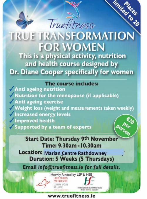 True Transformation for Women