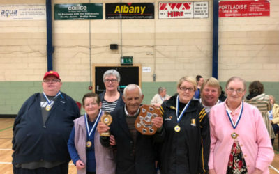 Laois All County Boccia League