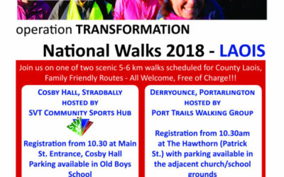 Operation Transformation National Walks 2018