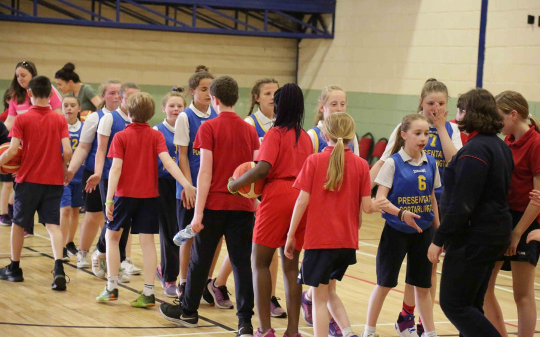Primary School Basketball