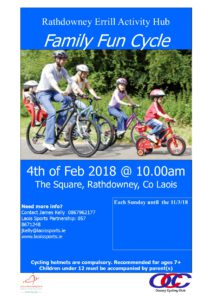 Bring your own Bike @ The Square | Rathdowney | County Laois | Ireland