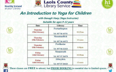 An introduction to Yoga for Children