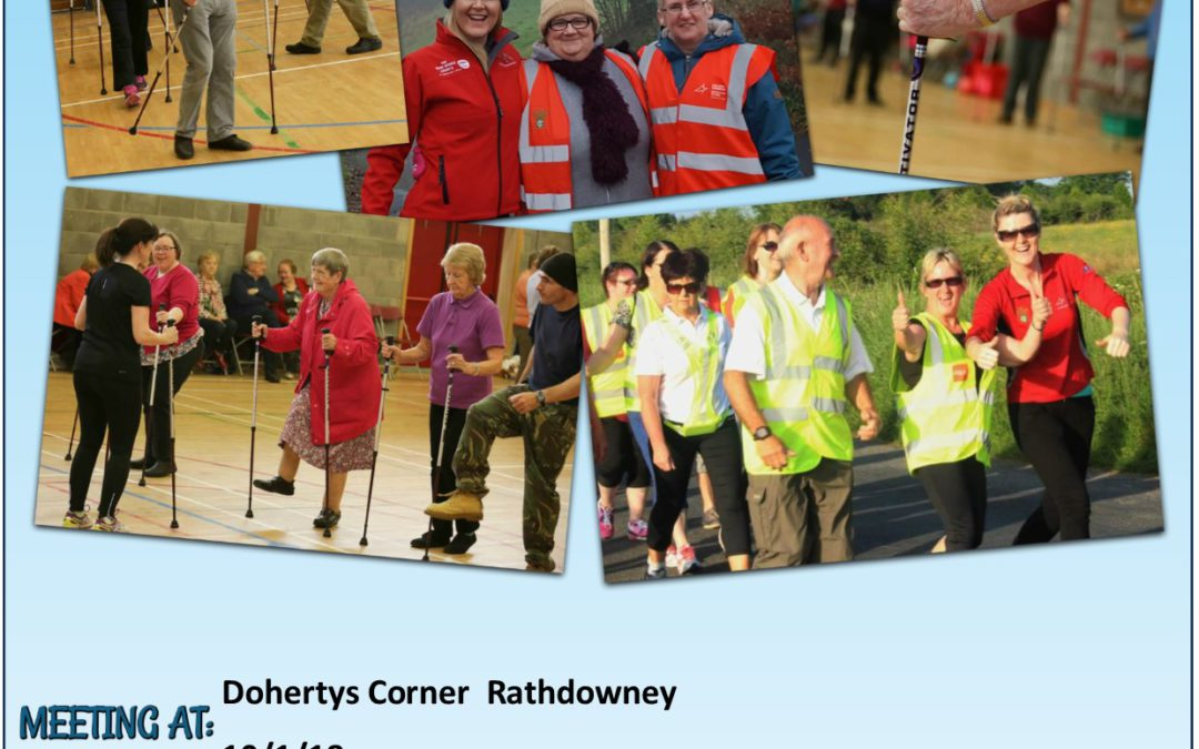Rathdowney Errill Activity Hub Walk