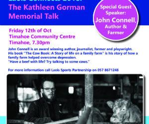 The Kathleen Gorman Memorial Talk