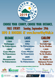 Barrow Way Walk 2019 @ Fishersman's Inn