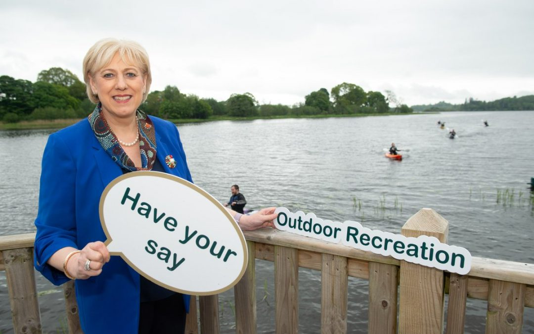 The National Outdoor Recreation Strategy has been launched
