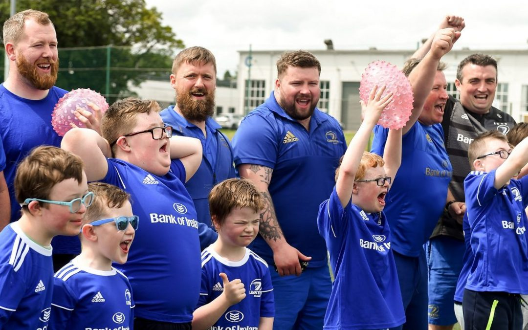 Inclusive tag rugby team planned for Laois