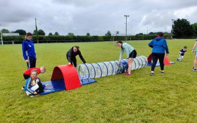 Inclusive GAA Cúl Camp was a great success