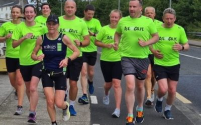 Trilogy Triathlon club smashes 'We Care' charity target as Pam runs 100k in 2 days