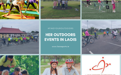Extensive Her Outdoors programme for Laois